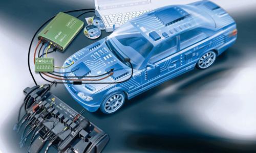 Eletrónica auto